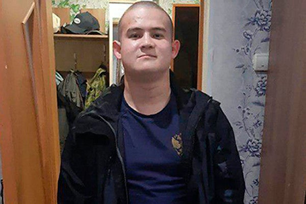 A Russian soldier killed 8 comrades in a shooting at an army base