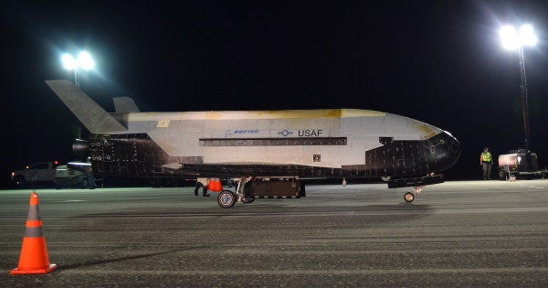 The Air Force's secretive X-37B space plane is headed back into orbit. Here's what it'll be doing up there