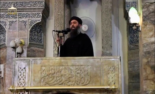 One of Baghdadi's security guards reportedly stole his underwear to prove where he was to US intel