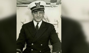 He was the last Coast Guard POW of WWII. Now his remains are finally coming home
