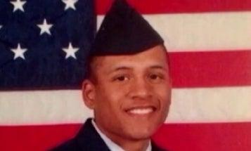 Ex-Georgia cop gets 12 years in prison for killing unarmed Air Force veteran