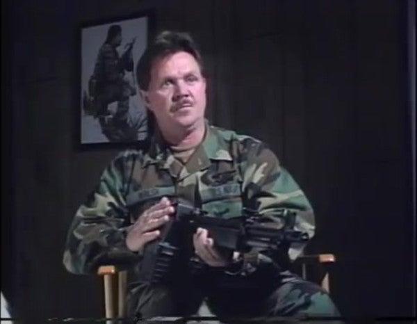 Rudy Boesch, legendary Navy SEAL and fan favorite of first 'Survivor', dies at 91