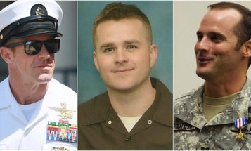 Trump expected to intervene in Golsteyn, Lorance, and Gallagher war crimes cases by Veterans Day