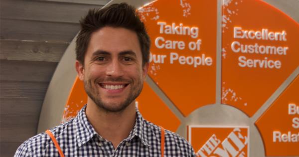 Army Ranger finally finds work-life balance at The Home Depot