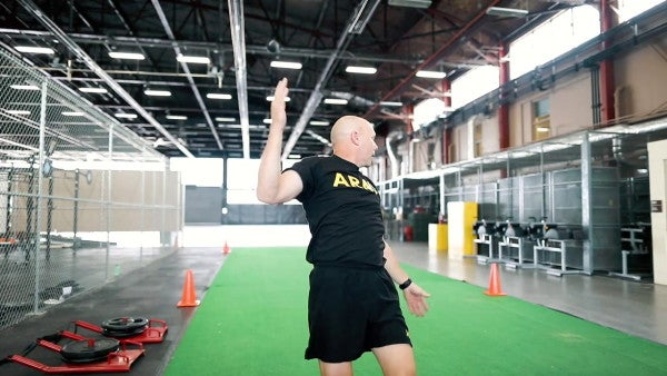 This officer candidate just maxed the new ACFT, so step up your game