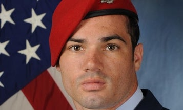 Special tactics airman who fell from a C-130 was dedicated to 'God, our freedoms, peace, and his family'