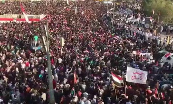 More than 280 Iraqis killed since protests began across the country