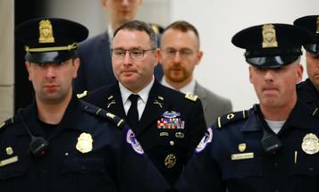 Lt. Col. Vindman should not fear retaliation over Ukraine testimony, Esper says