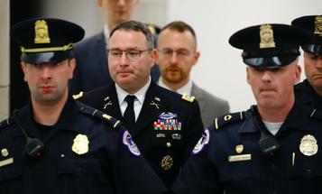 Lt. Col. Alexander Vindman, key witness in Trump impeachment, announces retirement