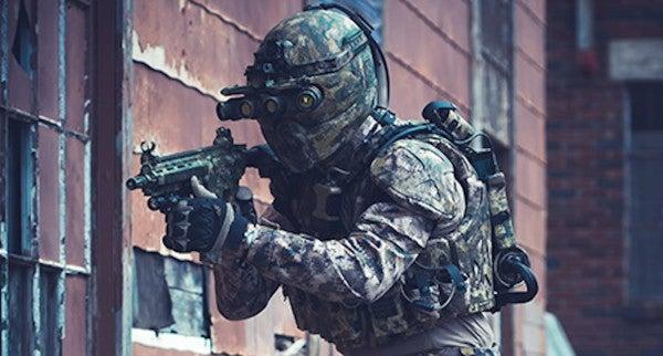 SOCOM is field testing lightweight body armor originally developed for its 'Iron Man' suit