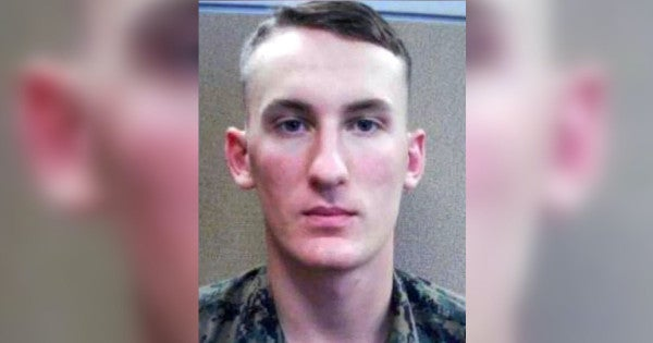 Marine deserter indicted on murder charges for allegedly killing mother's boyfriend
