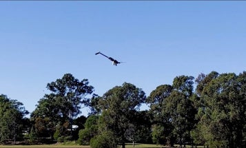 The Army is testing a drone that's basically a flying 40mm grenade launcher