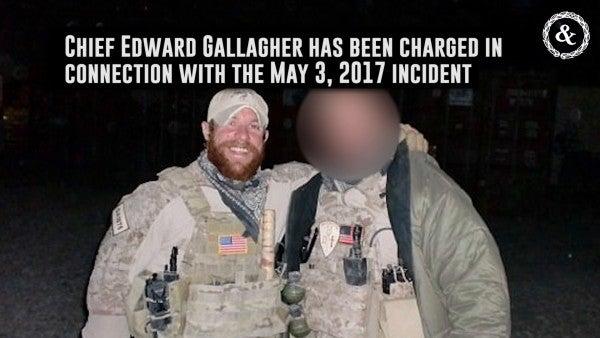 Trump restores Navy SEAL Eddie Gallagher's rank to chief petty officer