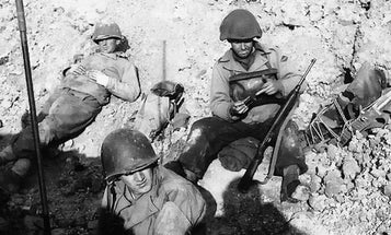 New bills would award the Congressional Gold Medal to the Army Rangers of WWII