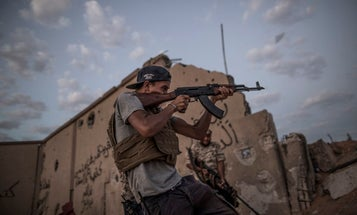 The US is worried about growing Russian influence in Libya's civil war
