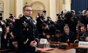 The Army is ready to protect Lt. Col. Vindman and his family following impeachment testimony