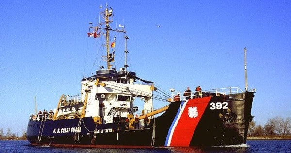 Now's your chance to score a historic Coast Guard vessel at auction