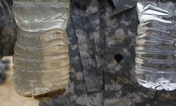 Pentagon warns number of US military bases with contaminated water likely to rise
