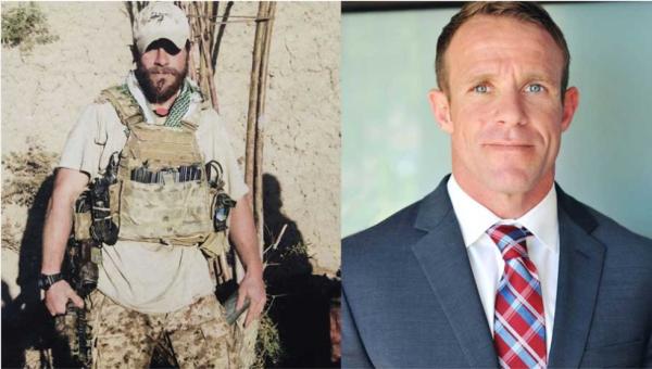 Trump vows the Navy will not revoke Eddie Gallagher's SEAL trident