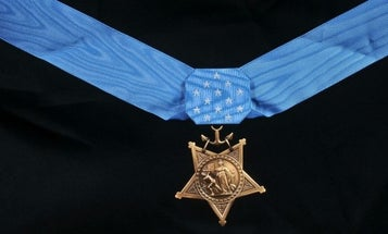 Lawmakers introduce bill to build monument to Medal of Honor recipients in Washington DC