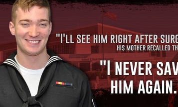 A Corpsman went to a military hospital for a routine shoulder surgery. 4 days later he was dead, and his parents say the Navy is to blame