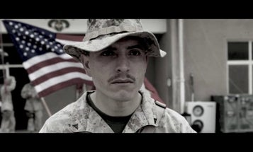 A new documentary tells the heroic story of the first Marine to earn the Medal of Honor since Vietnam