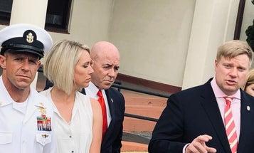 Eddie Gallagher accuses Navy Secretary Richard Spencer of 'meddling in my case'