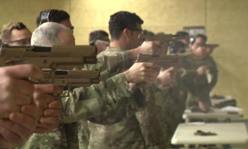 Sig Sauer delivers new pistols to the military ahead of schedule