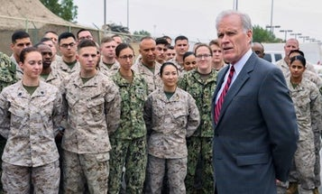 Read Navy Secretary Richard Spencer's fiery final letter to Trump
