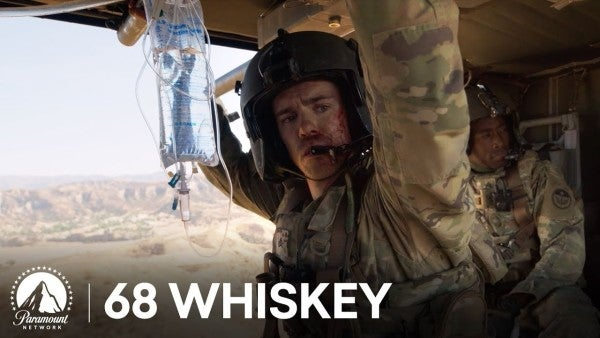 It looks like we're getting 'M*A*S*H' in Afghanistan with '68 Whiskey'