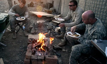 The good, the bad, and the ugly of celebrating Thanksgiving while deployed