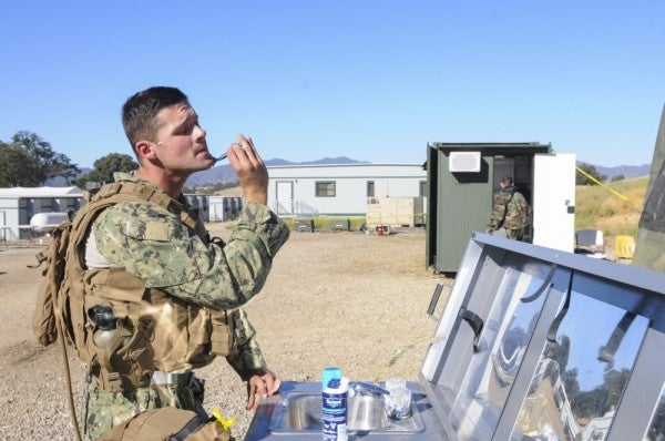 Beards ashore: Navy's personnel boss says he's open to considering them in future