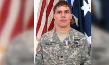 The Army Ranger who beat down a suicide bomber with his fists