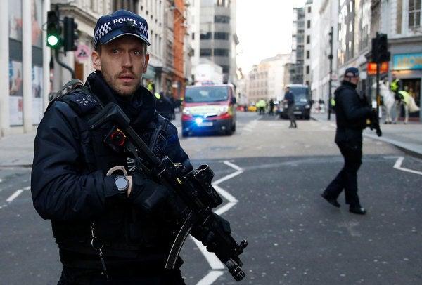 British police shoot man after stabbing rampage near London Bridge