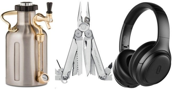 10 holiday gift recommendations from the Task & Purpose team