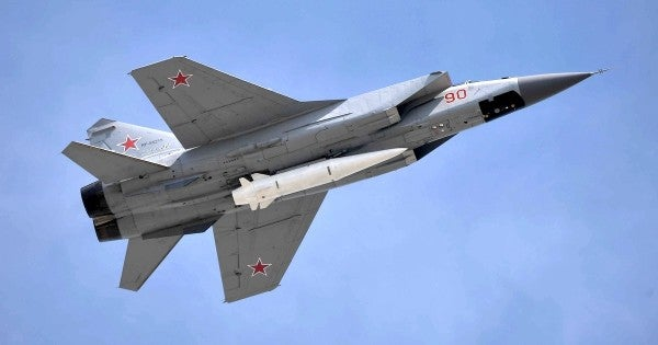 Russia tests hypersonic missile in Arctic