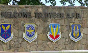 Dyess AFB airman dies following standoff with Texas police