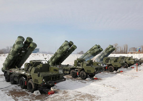 Senators call for sanctions on Turkey over purchase of Russian missile defense system