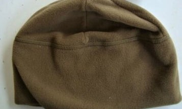 Soldiers get to wear this brown fleece cap now so congrats on that I guess