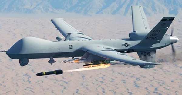 The US reportedly took out an alleged terrorist with a Hellfire missile full of swords