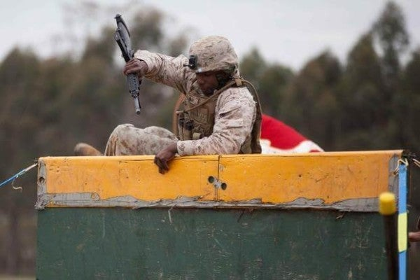 A US Marine allegedly smuggled guns to Haiti so he could train its military and become president