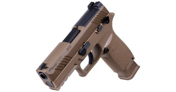 You can now score your very own version of the US military's compact new M18 pistol