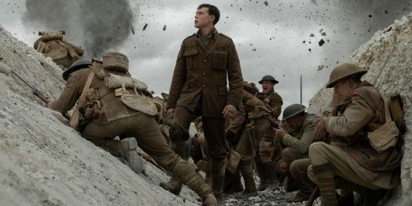 Here's how you can see the new WWI epic '1917' for free