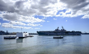 3 injured at Pearl Harbor naval base after active shooter incident