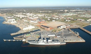 4 dead in shooting at Naval Air Station Pensacola