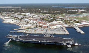 Saudi airman suspected in Naval Air Station Pensacola shooting