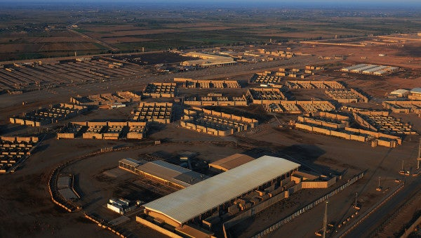 Iran may have been behind attack on Iraq's Balad Air Base, State Department says