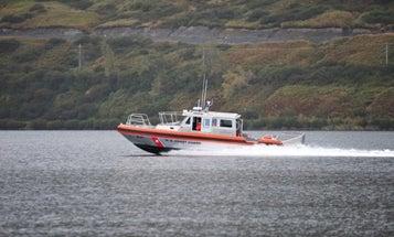 Navy and Coast Guard vessels collide in Alaska, injuring nine