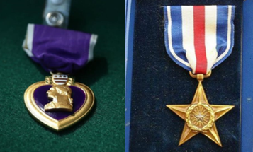 Georgia Army vet admits to lying about receiving Purple Heart and Silver Star