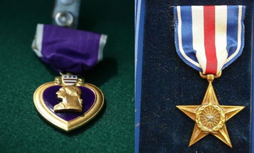Georgia veteran who faked Purple Heart and Silver Star gets maximum jail time